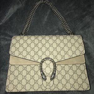 Handbags - *SOLD* Gucci dionysus gg supreme medium